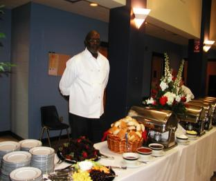 Formal Buffets for your Upscale Event